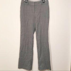 Ann Taylor Gray Wool Blend Dress Pants Trousers